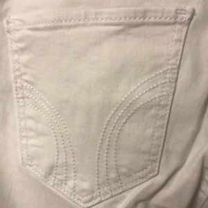 Hollister Jeans - Hollister Jeans size 9R W 29 white low rise NWT